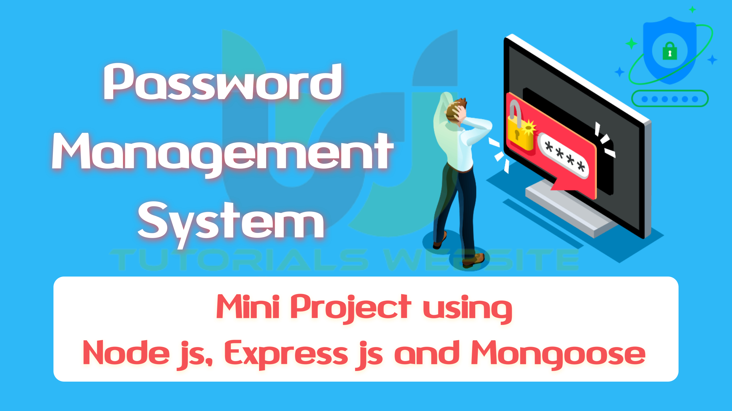 Mini Projects for Freshers using Node js, Express Js and MongoDB