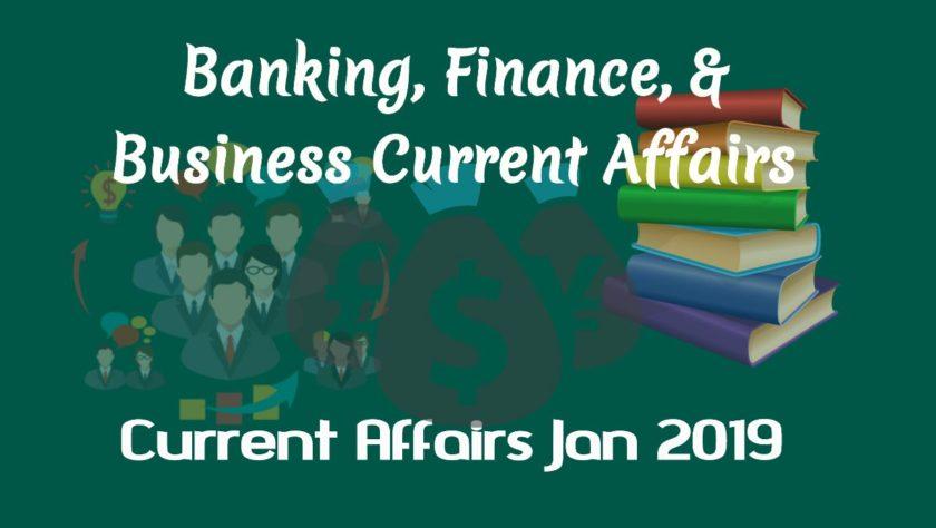 Foreign Affairs | Current Affairs Jan 2019 | Tutorials Website